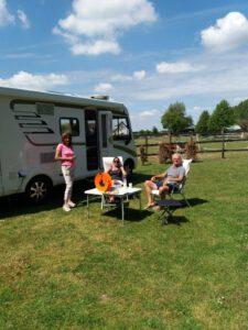 Camper-camping de Eendenkooi